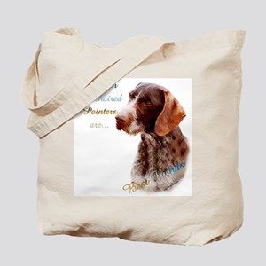 Wirehaired Best Friend1 Tote Bag